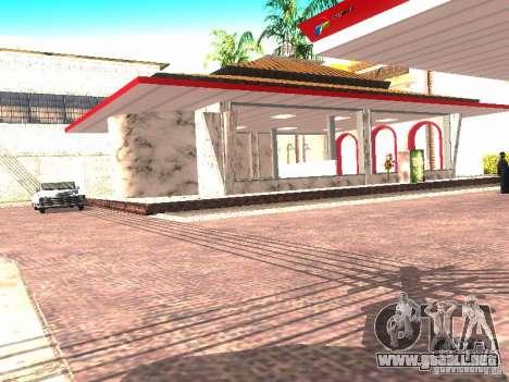 Mezquita y animación oración para GTA San Andreas sucesivamente de pantalla