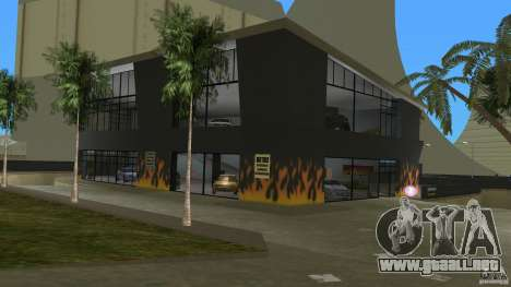 Sunshine Stunt Set para GTA Vice City
