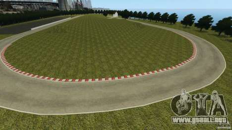 Beginner Course v1.0 para GTA 4 adelante de pantalla