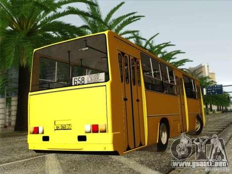 IKARUS 260 para visión interna GTA San Andreas