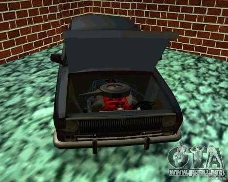 GAS 24 v3 para visión interna GTA San Andreas