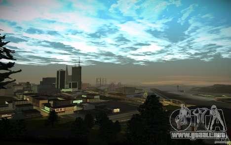 Timecyc para GTA San Andreas tercera pantalla