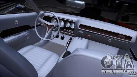 Plymouth GTX 426 HEMI [EPM] v.1.0 para GTA 4 visión correcta