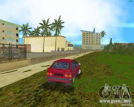 Lada Samara para GTA Vice City visión correcta