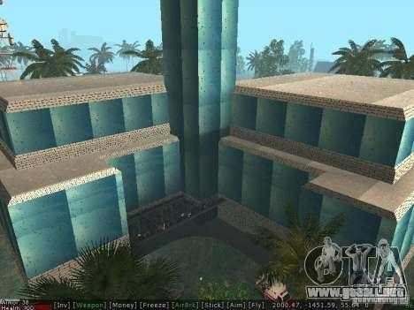 Obnovlënyj Hospital de Los Santos v. 2.0 para GTA San Andreas tercera pantalla