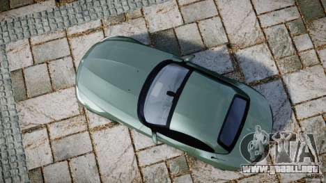 BMW Z4 sDrive35is 2011 v1.0 para GTA 4 visión correcta