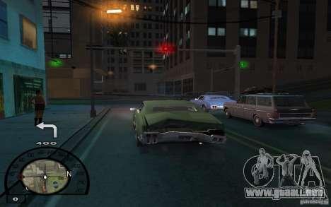 Navegador GPS con voz para GTA San Andreas