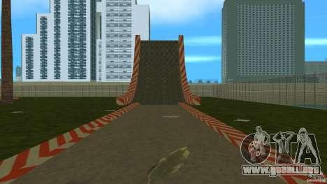 Bobeckas Park para GTA Vice City sucesivamente de pantalla