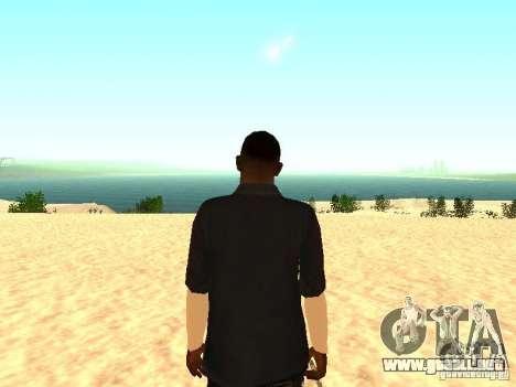 Snow MOD 2012-2013 para GTA San Andreas séptima pantalla