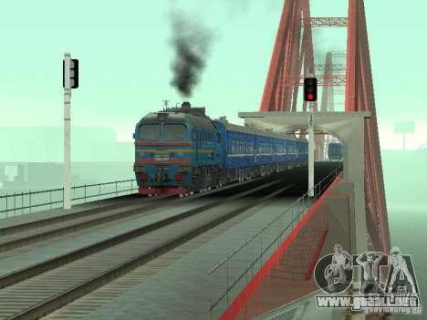 DM62 1804 para la visión correcta GTA San Andreas