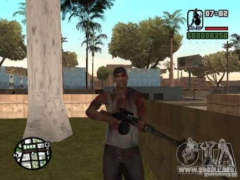 Markus young para GTA San Andreas octavo de pantalla