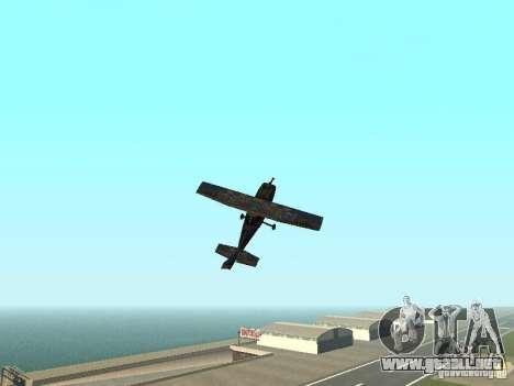 Un nuevo avión-Dodo para vista lateral GTA San Andreas