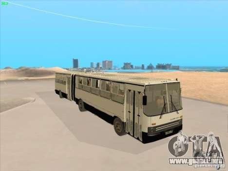 IKARUS 280.03 para la visión correcta GTA San Andreas