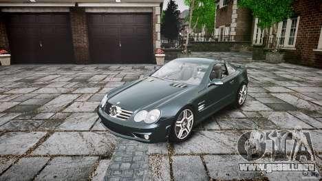 Mercedes Benz SL65 AMG V1.1 para GTA 4