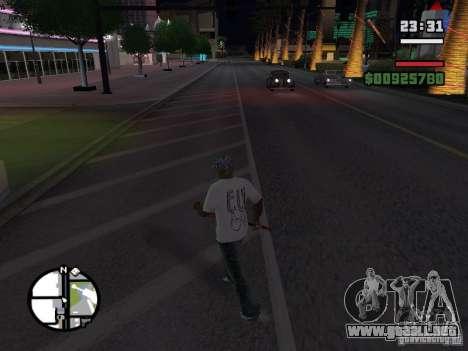 3 Scripts para GTA San Andreas tercera pantalla