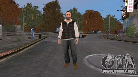 Player Selector para GTA 4 quinta pantalla