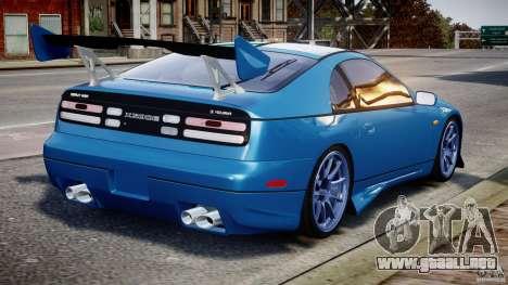 Nissan 300 ZX 1994 v1.0 para GTA 4 visión correcta