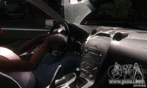 Toyota Celica-SS2 Tuning v1.1 para visión interna GTA San Andreas