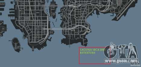 Laguna Seca [HD] Retexture para GTA 4