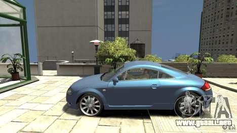 Audi TT 1.8 (8N) para GTA 4 left