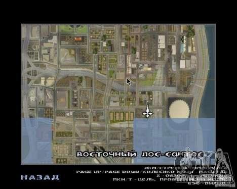 NewFontsSA 2012 para GTA San Andreas sexta pantalla