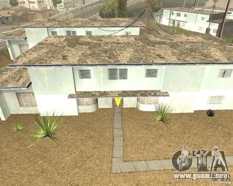 Revitalización de drogas den v1.0 para GTA San Andreas