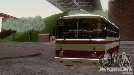 LAZ 699R 93-98 piel 1 para GTA San Andreas