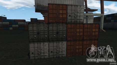 Tokyo Docks Drift para GTA 4 séptima pantalla