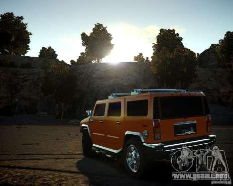 Hummer H2 2010 Limited Edition para GTA 4 vista lateral
