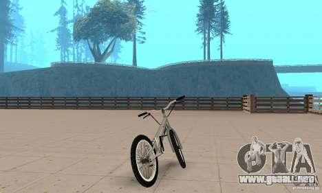 Bicicletas BMX de CS para GTA San Andreas left