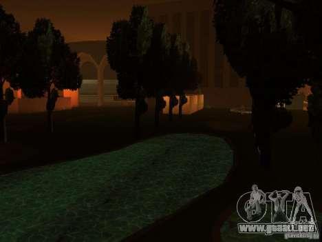 La ciudad subterránea secreta v1.0 para GTA San Andreas tercera pantalla