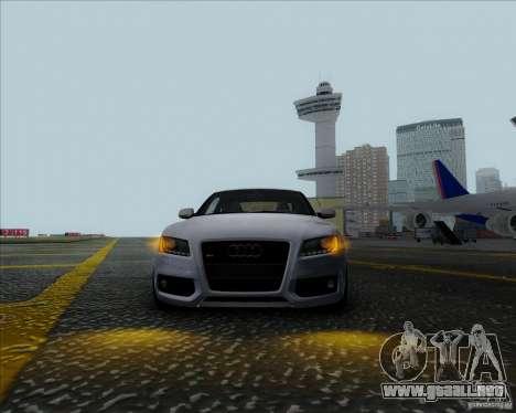Audi S5 para la visión correcta GTA San Andreas