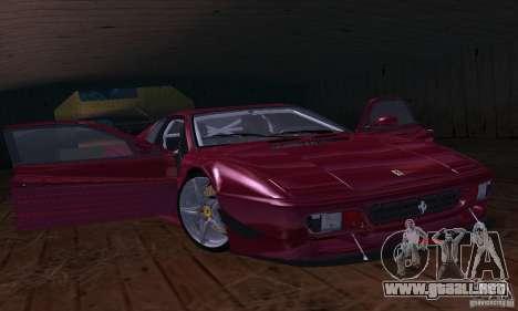 Ferrari 512 TR para la visión correcta GTA San Andreas