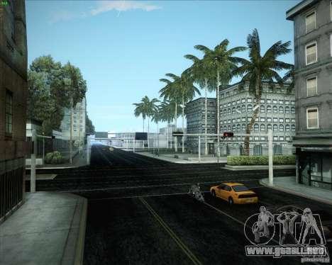 Nuevos caminos alrededor de San Andreas para GTA San Andreas décimo de pantalla
