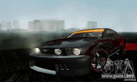 Ford Mustang GT Tunable para GTA San Andreas left