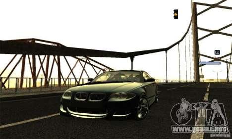 ENB Series 2013 HD by MR para GTA San Andreas segunda pantalla