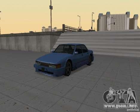 Máquinas sin suciedad para GTA San Andreas