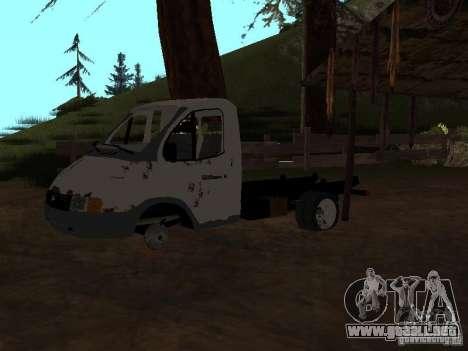 Una gacela para GTA San Andreas tercera pantalla