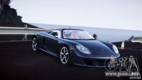 Porsche Carrera GT V1.1 [EPM] para GTA 4