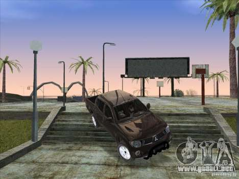 Los Angeles ENB modification Version 1.0 para GTA San Andreas sucesivamente de pantalla