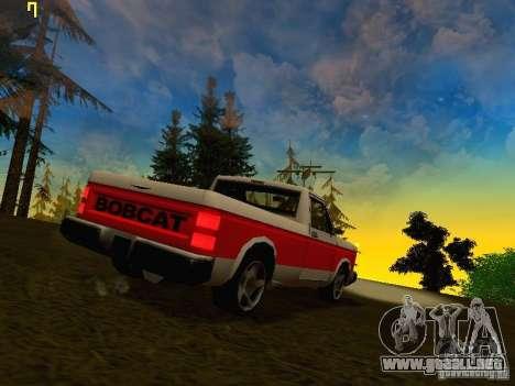 El nuevo gráfico de jeka_raper para GTA San Andreas
