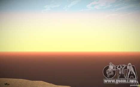 Agua HD v3.0 para GTA San Andreas