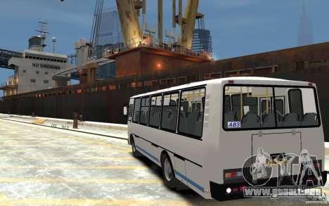 SURCO 4234 v2.0 para GTA 4 Vista posterior izquierda