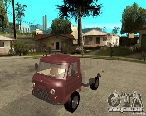 """452D UAZ """"Renacuajo"""" para GTA San Andreas"""