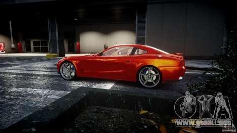 Ferrari 612 Scaglietti custom para GTA 4 vista superior