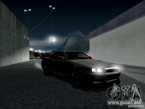 ENBSeries by Shake para GTA San Andreas undécima de pantalla