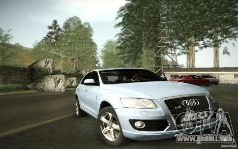 Beautiful ENBSeries para GTA San Andreas novena de pantalla