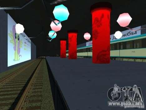Greatland-Grèjtlènd v0.1 para GTA San Andreas sexta pantalla