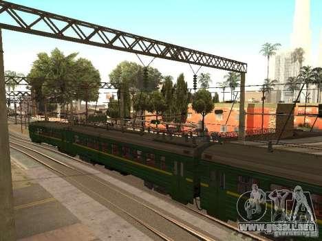 Póngase en contacto con la red 2 para GTA San Andreas quinta pantalla