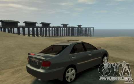 Toyota Camry 2006 para GTA 4 visión correcta